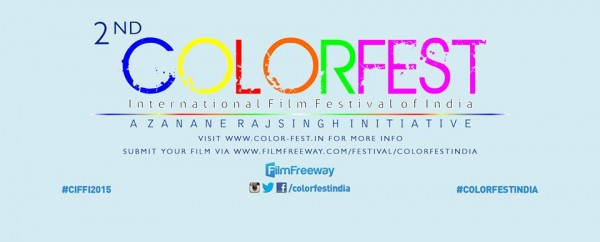 2nd COLOR International Film Festival Of India Marc Nadal Cortometraje