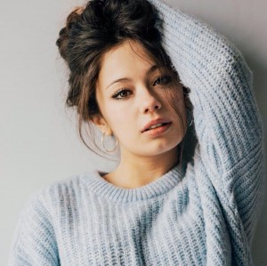 Anna Castillo, actriz en El espejo humano
