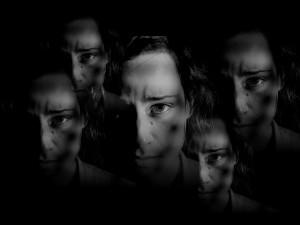 """""""Ante la araña"""" cortometraje de Marc Nadal con Montserrat Ocaña y Rosa Nicolás.-22"""