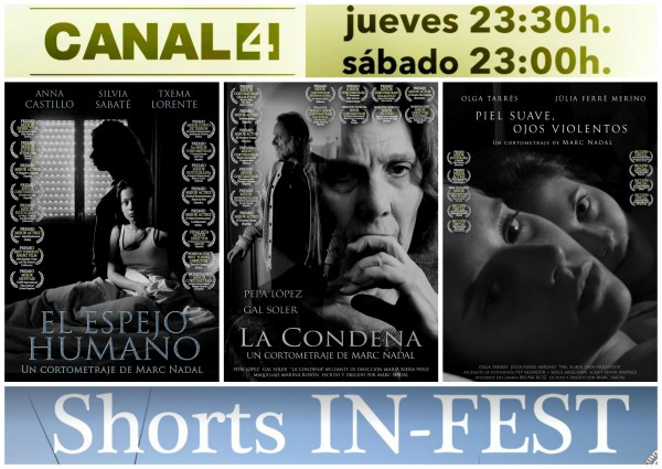 Canal 4 Short in-fest.