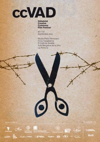 """""""Terapia"""" Proyección en CCVAD Valladolid Creative Commons Film Festival"""