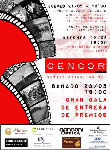 Cencor 2015 Finalista Director