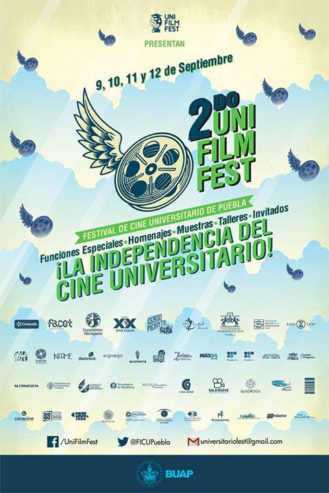 Festival de Cine Universitario de Puebla