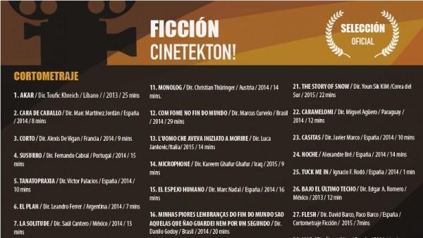 Cinetekton Film Fest