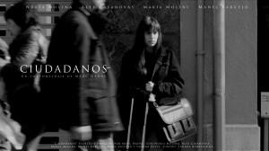 Ciudadanos cortometraje Marc Nadal Nuria Molina Àlex Casanovas, Maria Molins, Manel Barceló, Marc Aguilar Sebastián y Sandra Olivé.