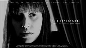 """""""Ciudadanos"""" Sección Oficial del 80º Certamen Estatal de Video No Profesional Selectivo UNICA (España)."""