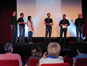 Ante la araña de Marc Nadal, Mejor Director en Festival de Cine