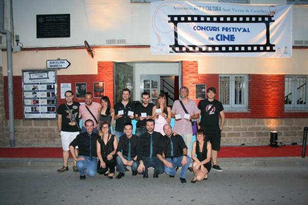 Premiados en los premios Festival de Cine