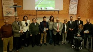 """La condena"" First Prize at 1th edition of Certamen de Cortometrajes sobre Personas Mayores (Spain)."