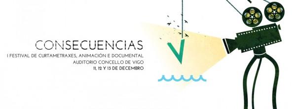 2º Festival de cine Con Secuencias, Vigo.