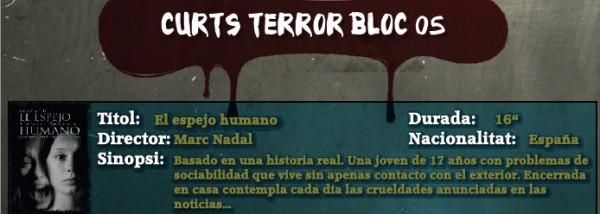 Curts de Terror El espejo humano