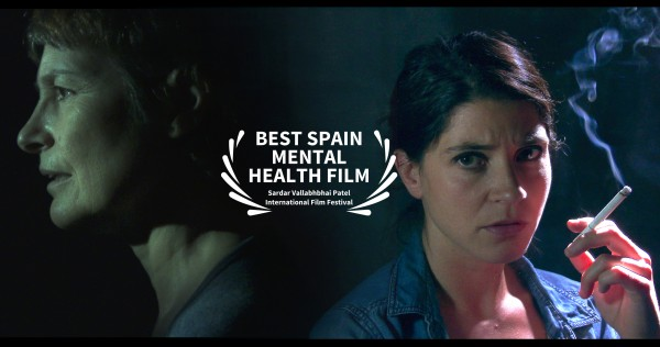 """Where you can't reach"" Best Spain Mental Health Film at Sardar Vallabhbhai Patel International Film Festival (India)."