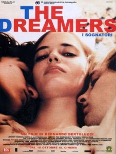 The dreamers de Bernardo Bertolucci.
