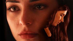 """""""El beso que me busca"""" Sección Oficial de Our Voices Film Festival (Canada)."""