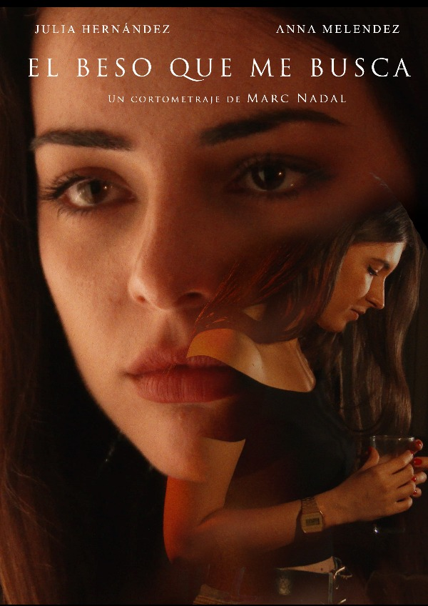 The kiss which seeks me lesbian short film LGTB Marc Nadal Julia Hernandez