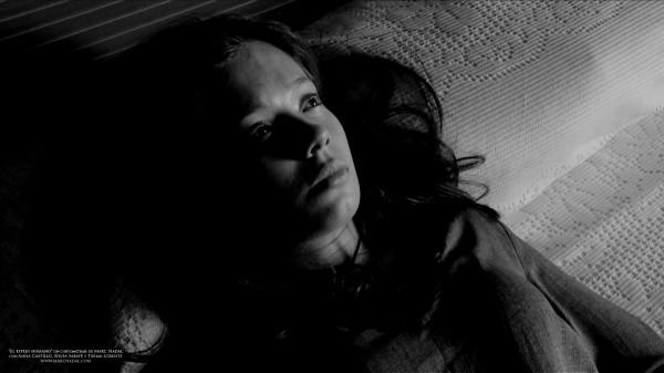La actriz Anna Castillo en El espejo humano