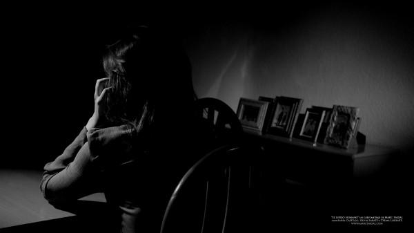 Anna Castillo en El espejo humano de Marc Nadal