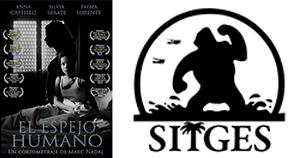 """El espejo humano"" se proyecta en el 48º Festival de Cine de SITGES, Festival Internacional de Cinema Fantàstic de Catalunya (España)."