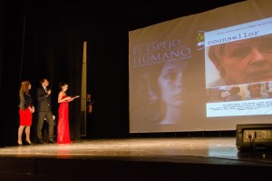 """The Human Mirror"" Best Actress Award: Anna Castillo, in Short - MiniFilmFestival (Italy)."