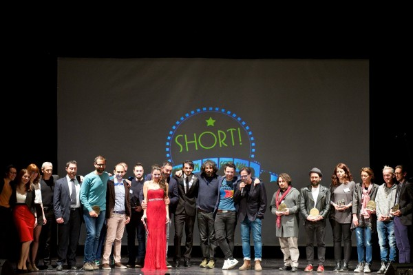 El espejo humano Premio Mejor Actriz Anna Castillo en Short - Minifilmfestival