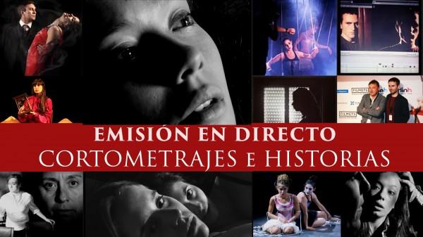 Emisión en directo Cine y Cortometrajes