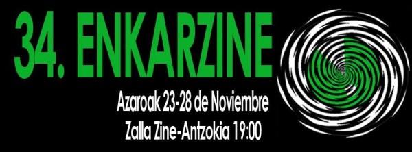 La condena Sección Oficial de Enkarzine (España).