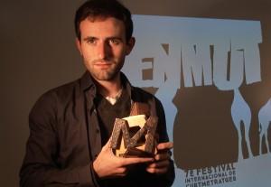 """La Condena"" (Damnation) Best Actors Award at the VII Enmut International Film Festival (Spain)."