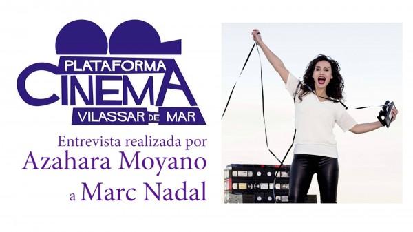 Entrevista a Marc Nadal en Supercinexin