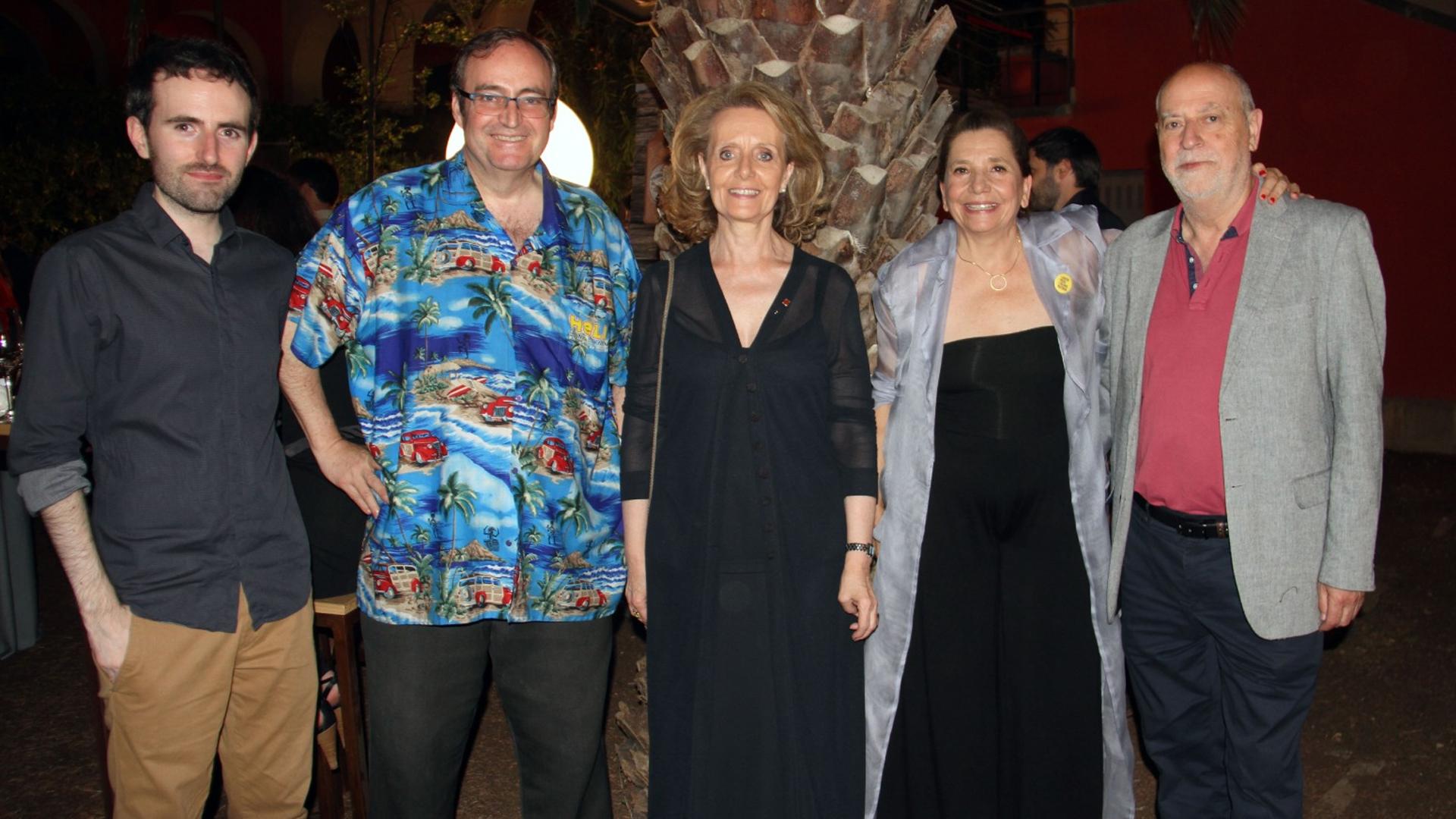 Festa d'Estiu del Cinema Català 2019.