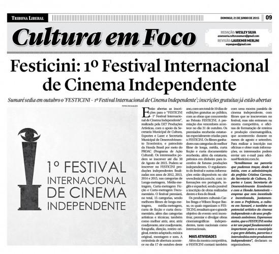 Festicini Festival Internacional con La condena de Marc Nadal