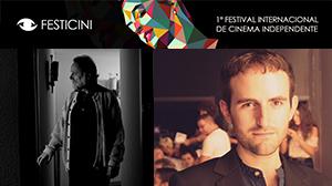 """Nominación Mejor Director por """"La condena"""" en Festicini, Festival Internacional de Cinema Independiente (Brasil)."""