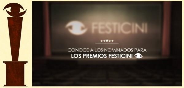 Festicini Nominada Mejor Actriz Nominado Mejor Director