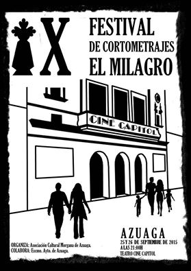 Festival de Cortometrajes El Milagro de Azuaga 2