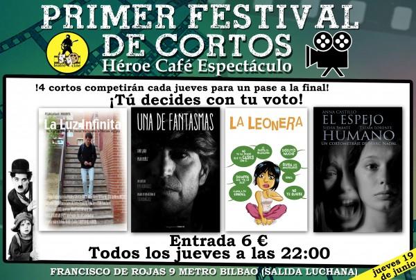 Festival de Cortometrajes Heroe Espectaculo