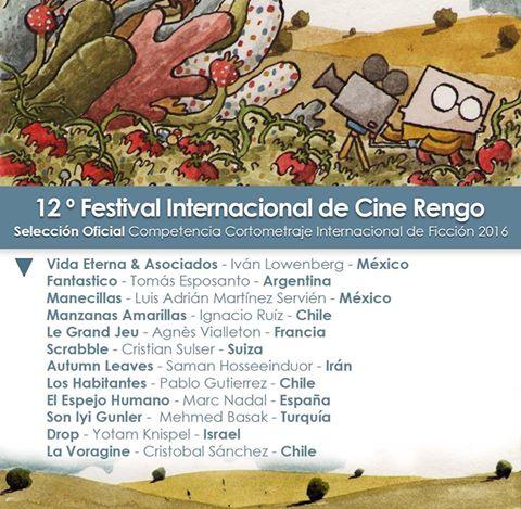Festival Internacional de Cine Rengo