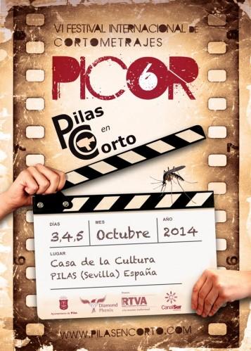 VI Festival  Internacional de Cortometrajes Pilas en Corto