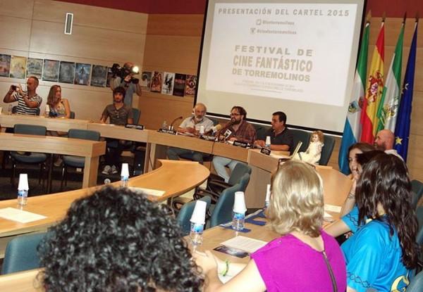Festival internacional de cine fantástico de Torremolinos