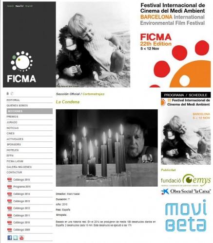 La Condena en FICMA Festival Internacional de Cine del Medio Ambiente