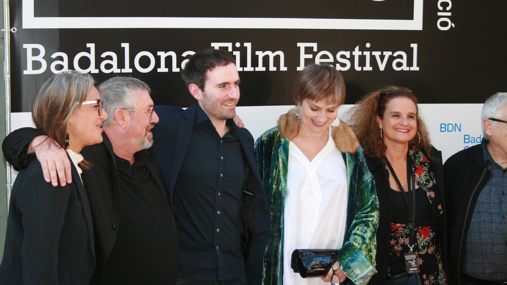 'Donde no puedes llegar' Presentación en la 44ª edición del Festival FILMETS Badalona Film Festival (España).