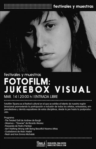 Fotofilm Jukebox Visual