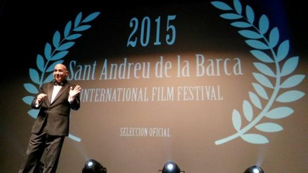 Noche de clausura, Festival internacional Sant Andreu de la Barca