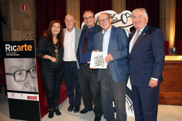Gala Premios Ricarte Marc Nadal Josep M Queralto Antaviana Films (2)