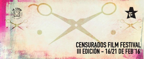 III Censurados Film Festival 2016
