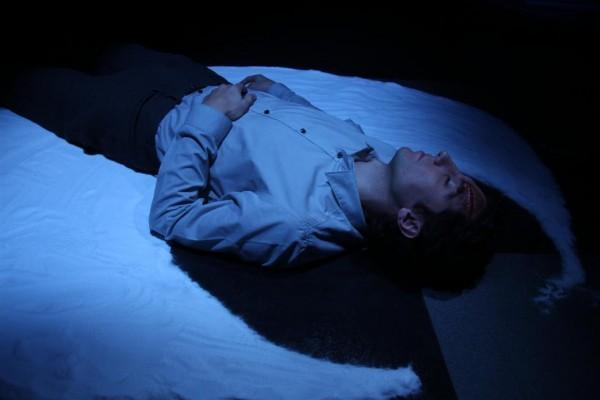 La mano de la Muerte dirigido por Marc Nadal con Núria Molina, Javier Juega y Jasp Sanpere.