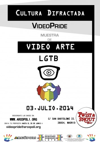 La carta en videopride muestra de videoarte lgtb espana
