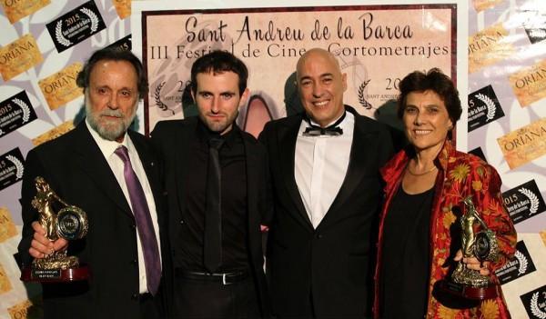 La Condena de Marc Nadal Pepa López Gal Soler Premio Festival de Cine
