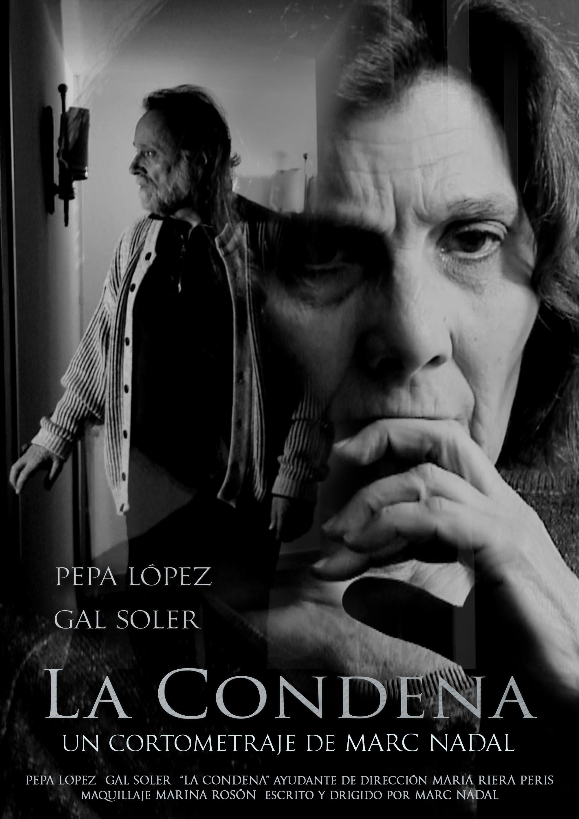 La condena La condanna cortometraggio scritto e diretto da Marc Nadal