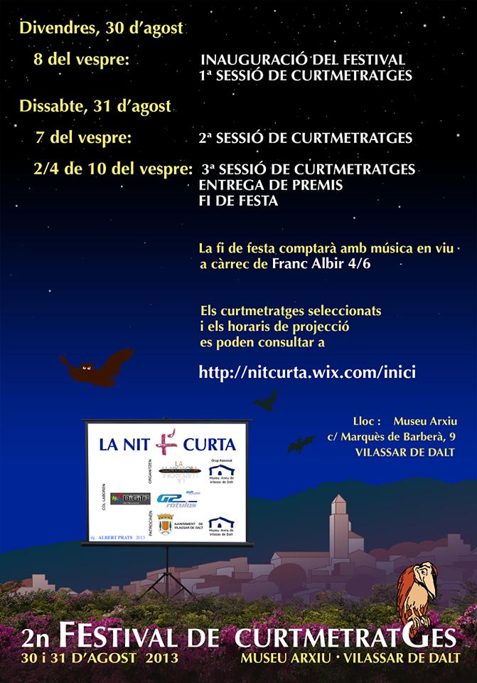 La nit mes curta de Vilassar de Dalt.