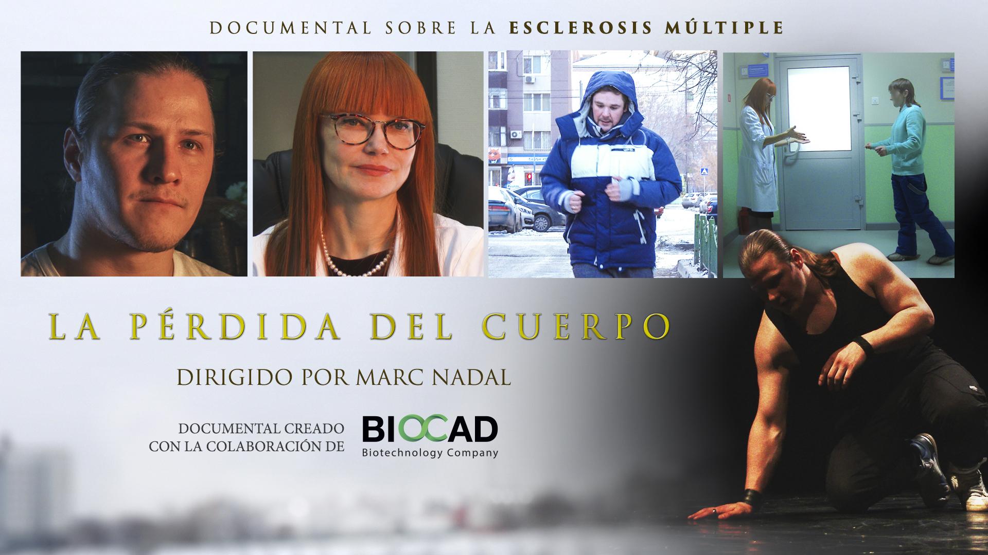 """""""La pérdida del cuerpo"""" Proyección y Coloquio en el Cinema Catalunya."""