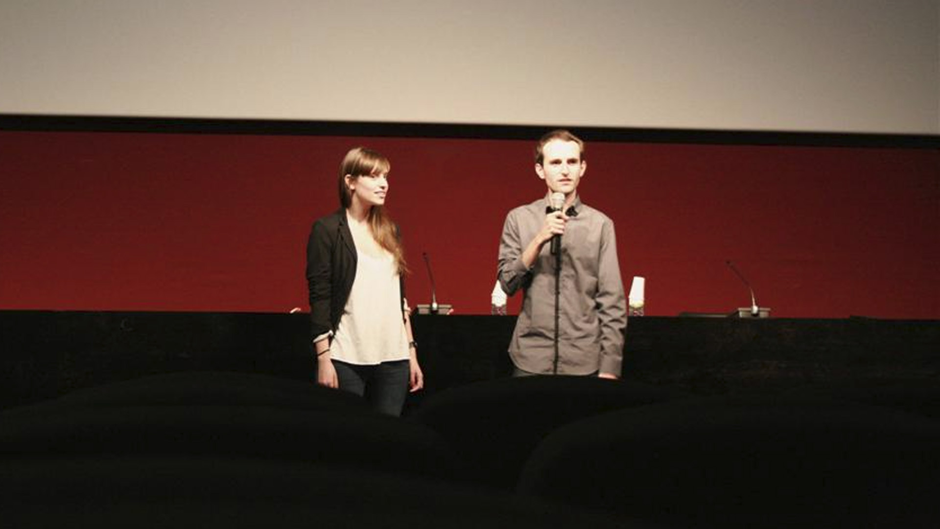 """Skin and Soul"" premier at the Cinematheque of Catalunya."